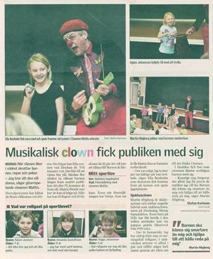 Clownen_Mattis_Bohuslanningen_2012_expo