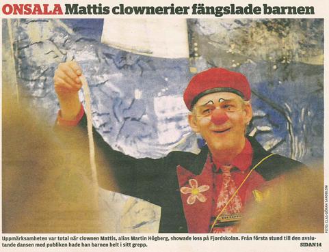 Clownen_Mattis_Onsala_expo